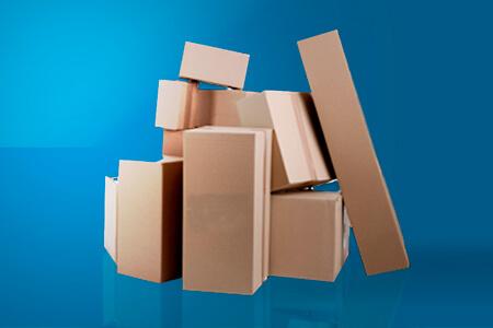 Cajas de embalajes